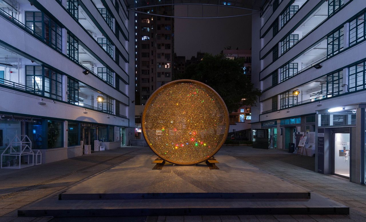 Swarovski presents, Prologue, a new installation created