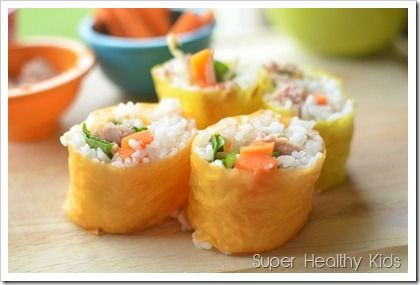 International food kid friendly japanese food sushi rolls tuna international food kid friendly japanese food forumfinder Choice Image