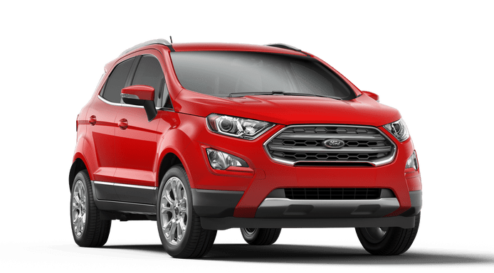 Ford Ecosport Ford Ecosport Cars Uk Car