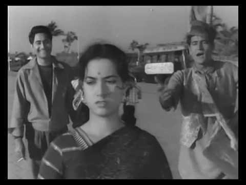 O Leke Pehla Pehla Pyar C I D 1956 Avi Hindi Movie Song Old Bollywood Songs Hindi Old Songs