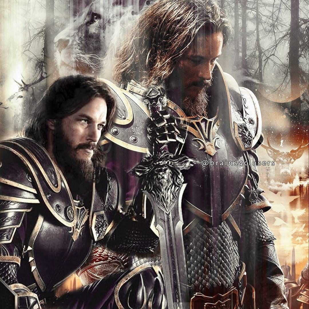 Travisfimmel Lothar Anduin Warcraft Warcraftmovie Ragnar Ragnarlothbrok