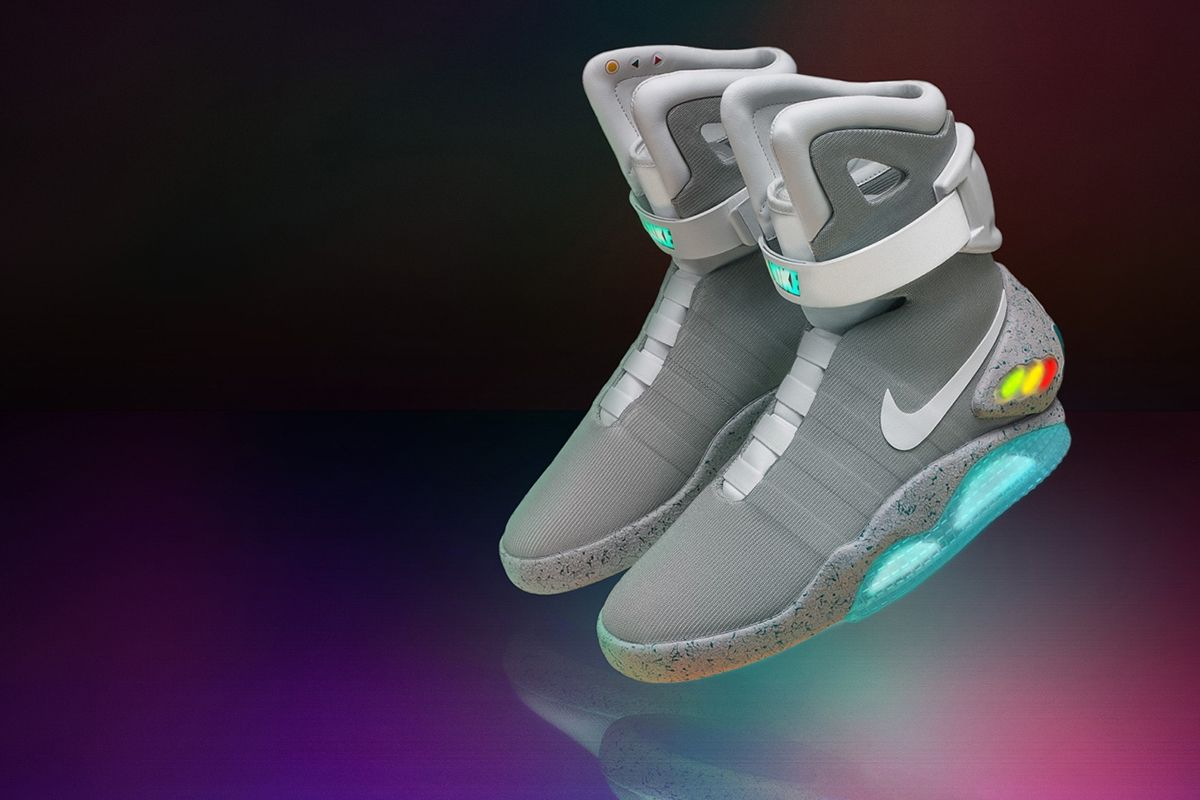 Nike Mag is Receiving a Limited 89 Pair Release (With images