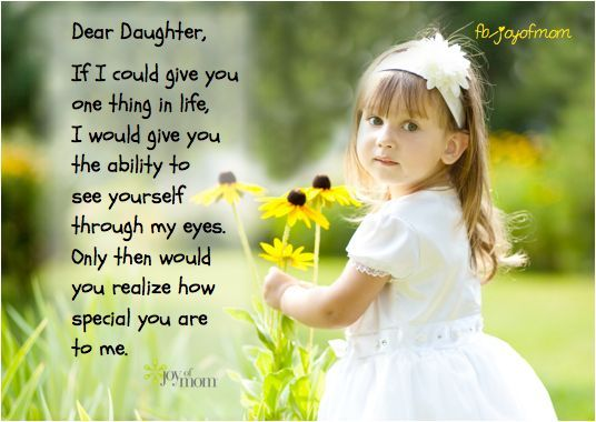 Daughter Quotes For Facebook: Mother To Daughter Quotes For Facebook