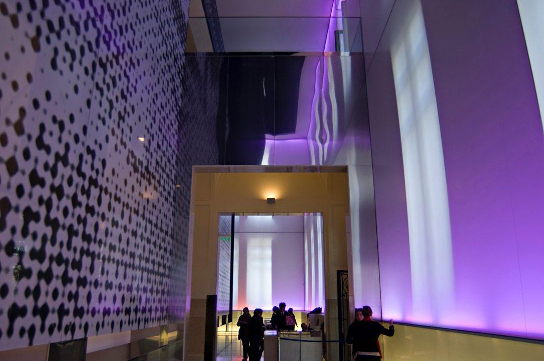 ERCO - Discovering light - Culture - Museo Superior de Bellas Artes Palacio Ferreyra