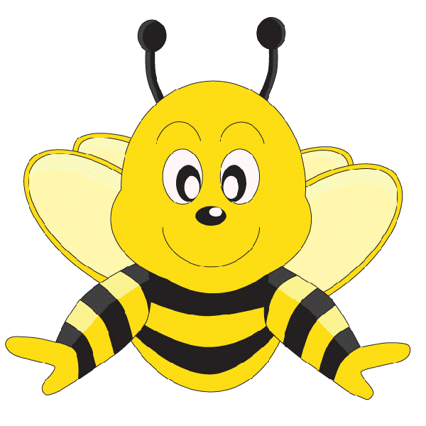 Bumblebee Clip Art - Royalty Free - GoGraph
