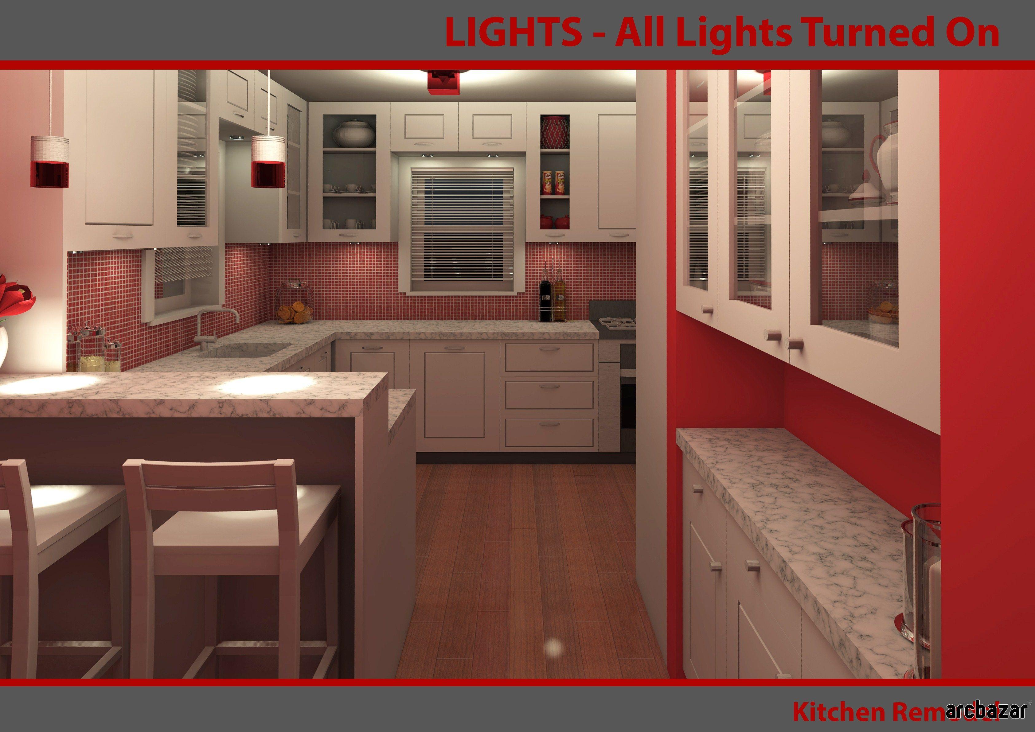 Kitchen Remodel Design By Miriam Gotti Architetto Via Arcbazar.com · Kansas  CityKitchen Remodeling