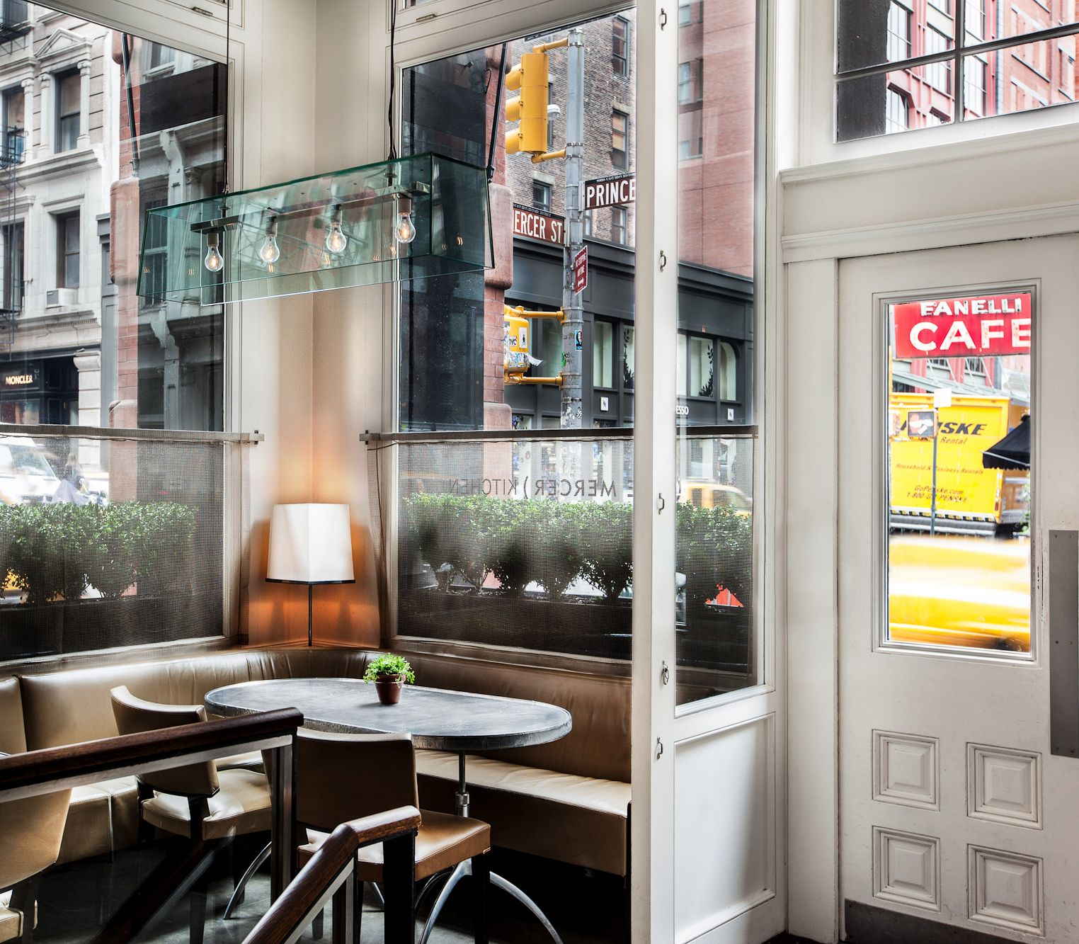 Mercer Kitchen New York: 5 Favorite Places To Eat In New York City