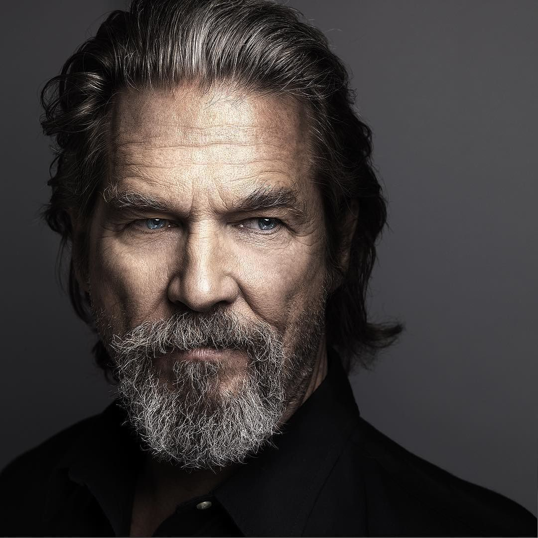 "JEFF BRIDGES. Another one from  the second session I had with the creative genius.Photographed at the Carlyle Hotel NYC for the ""Oscar Portfolio"". @time . Photographed as per usual with a Hasselblad H4 @hasselblad_official with a 80mm lens. One lamp- a 90 Elinchrome deep @elinchrom_ltd . #jeffbridges #hasselblad #time #photooftheday #portait #tbt#oscars #photography @thejeffbridges by marcogrob"