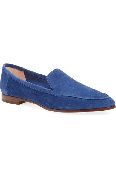 Kate Spade New York Carima Suede Loafers cheap sale largest supplier free shipping 2014 new outlet real discount best prices buy cheap get authentic w1XtipH8