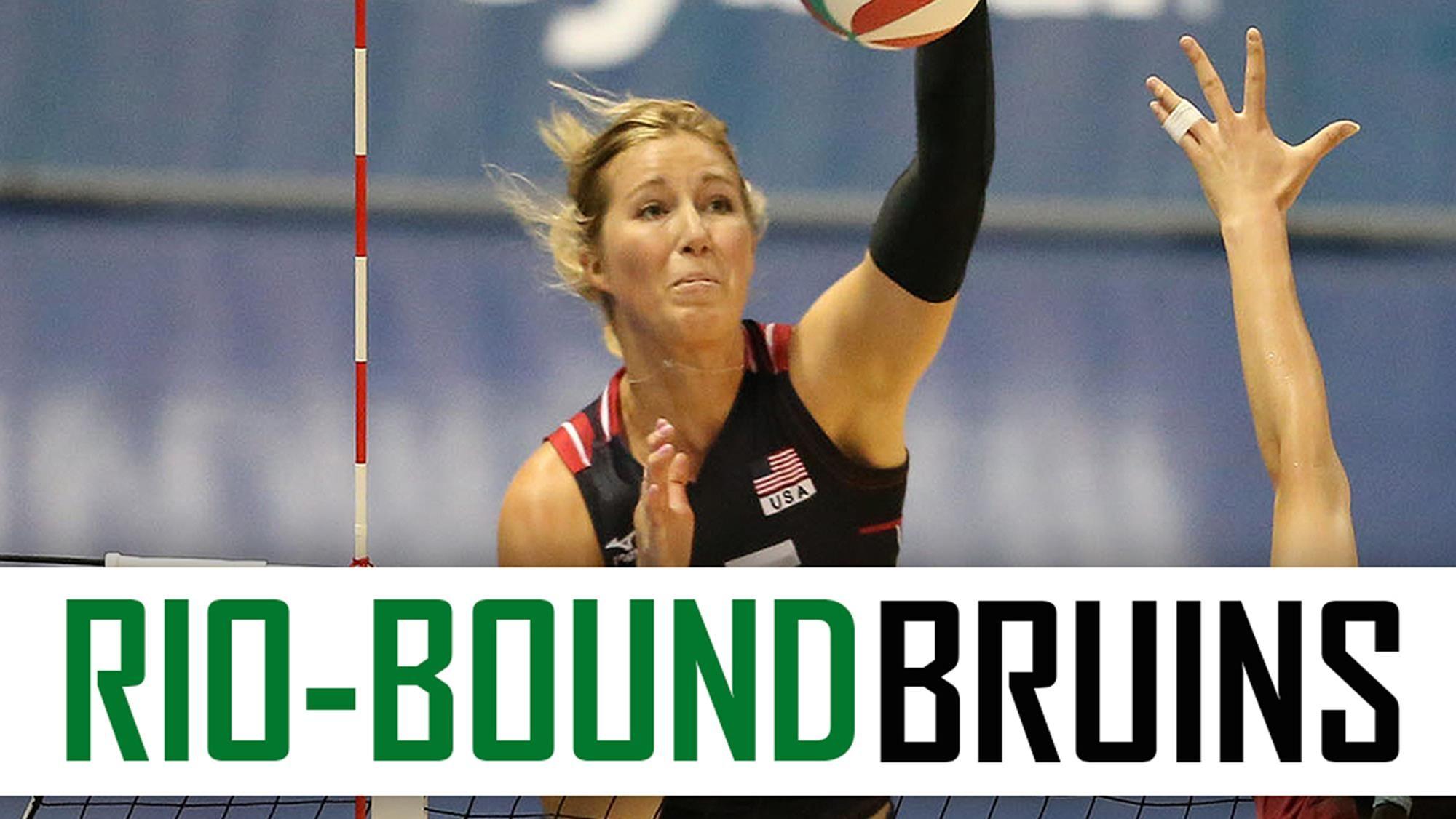Karsta Lowe Named To U S Olympic Team Uclabruins Com Ucla Athletics Olympic Team Olympic Volleyball Olympics
