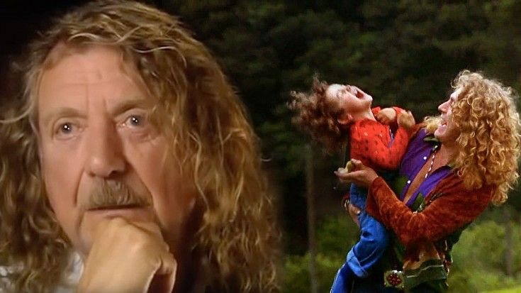 This Heartbreaking Interview of Robert Plant Tearing Up About Lost ...