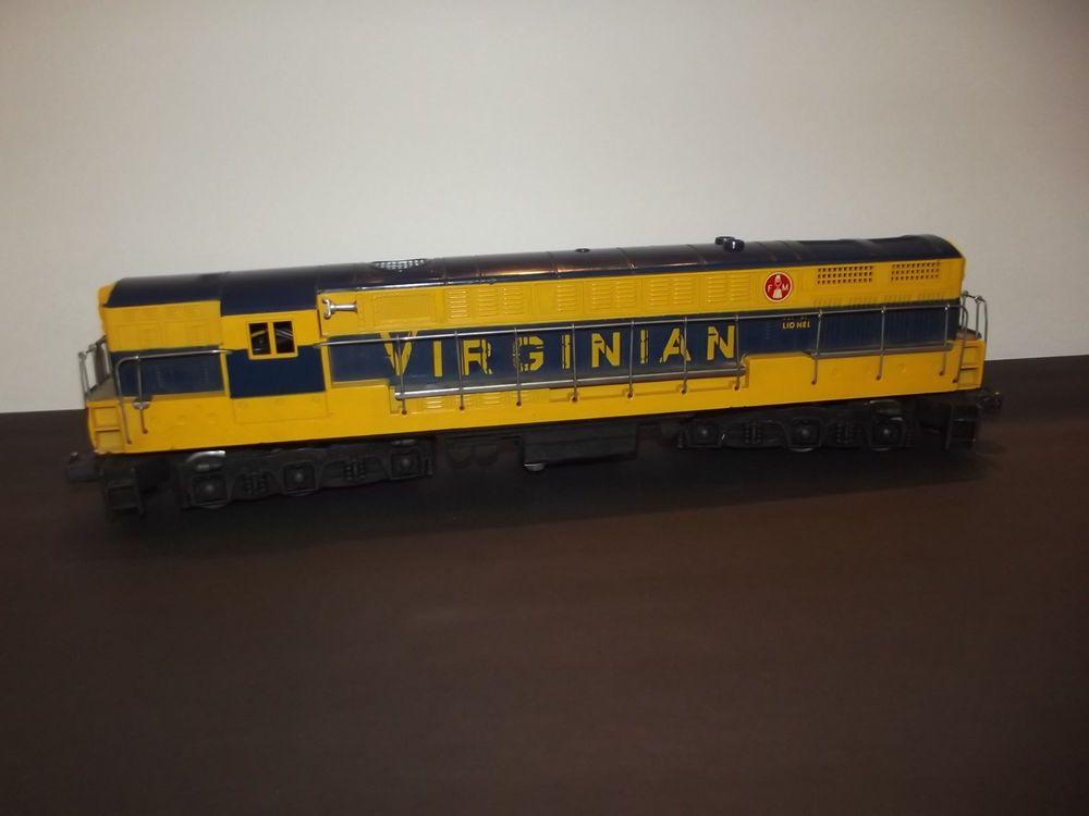 train lionel wiring diagram train automotive wiring diagrams lionel postwar virginian fm sel locomotive train engine