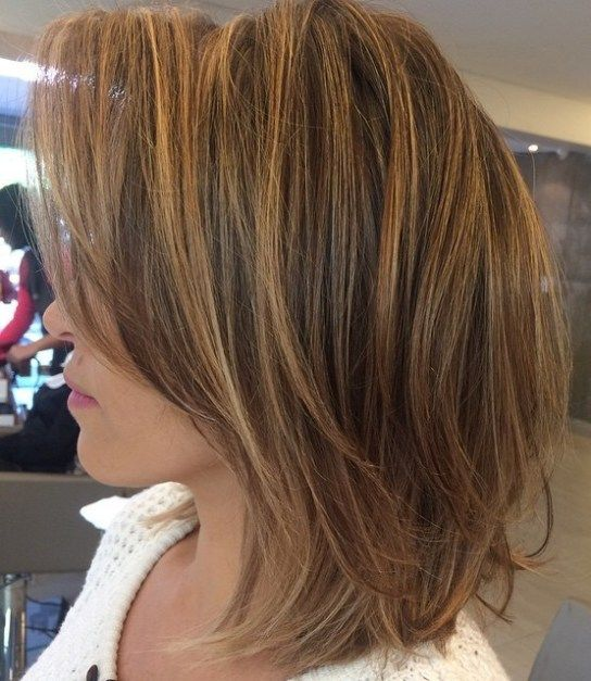 50 Ideas For Light Brown Hair With Highlights And Lowlights Golden