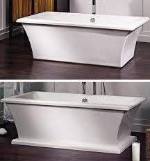 Square Tub free standing tub - square | furniture | pinterest | tubs, master
