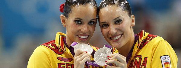 Juegos Oímpicos: Ona Carbonell y Andrea Fuentes logran la plata en el dúo sincronizado