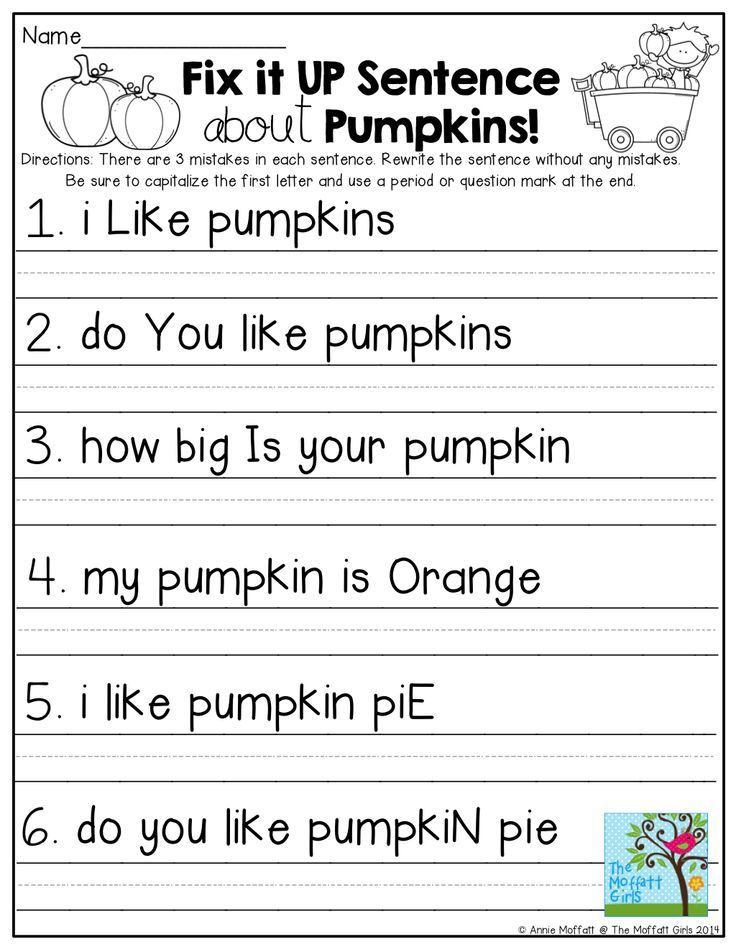 October Fun Filled Learning Resources! Second Grade Writing, 1st Grade  Writing, First Grade Writing