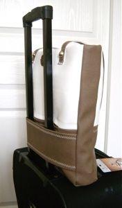 Tutorial bolso de viaje.