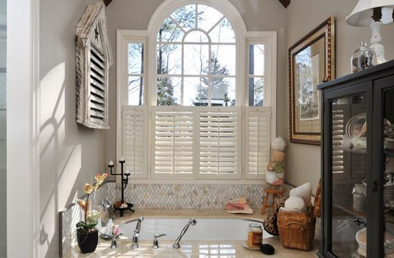 Caffe Interior Shutters   Home Decorating Trends   Homedit