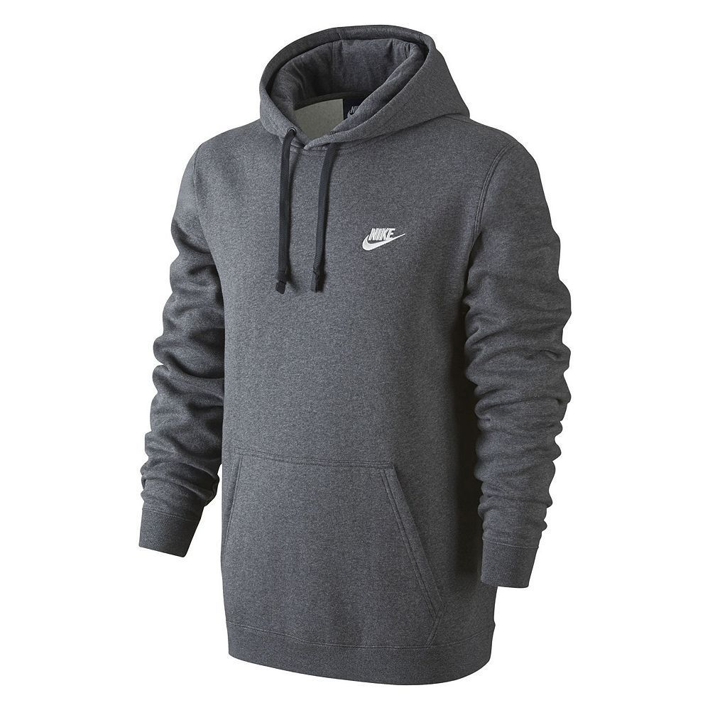 Men S Nike Club Fleece Pullover Hoodie Hoodies Mens Sportswear Nike Men [ 1000 x 1000 Pixel ]