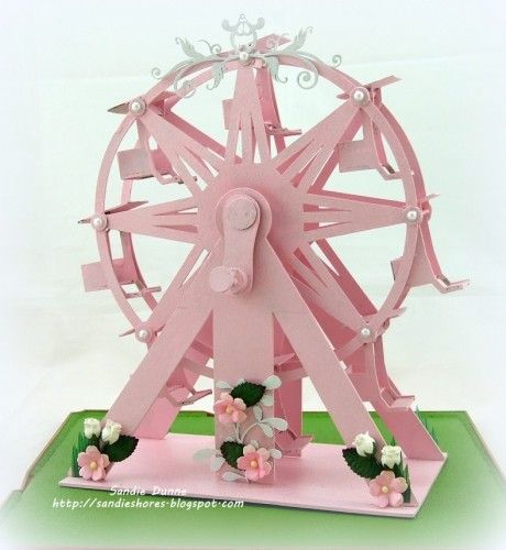 Make it Crafty Store – A Ferris Wheel Fit for a Princess