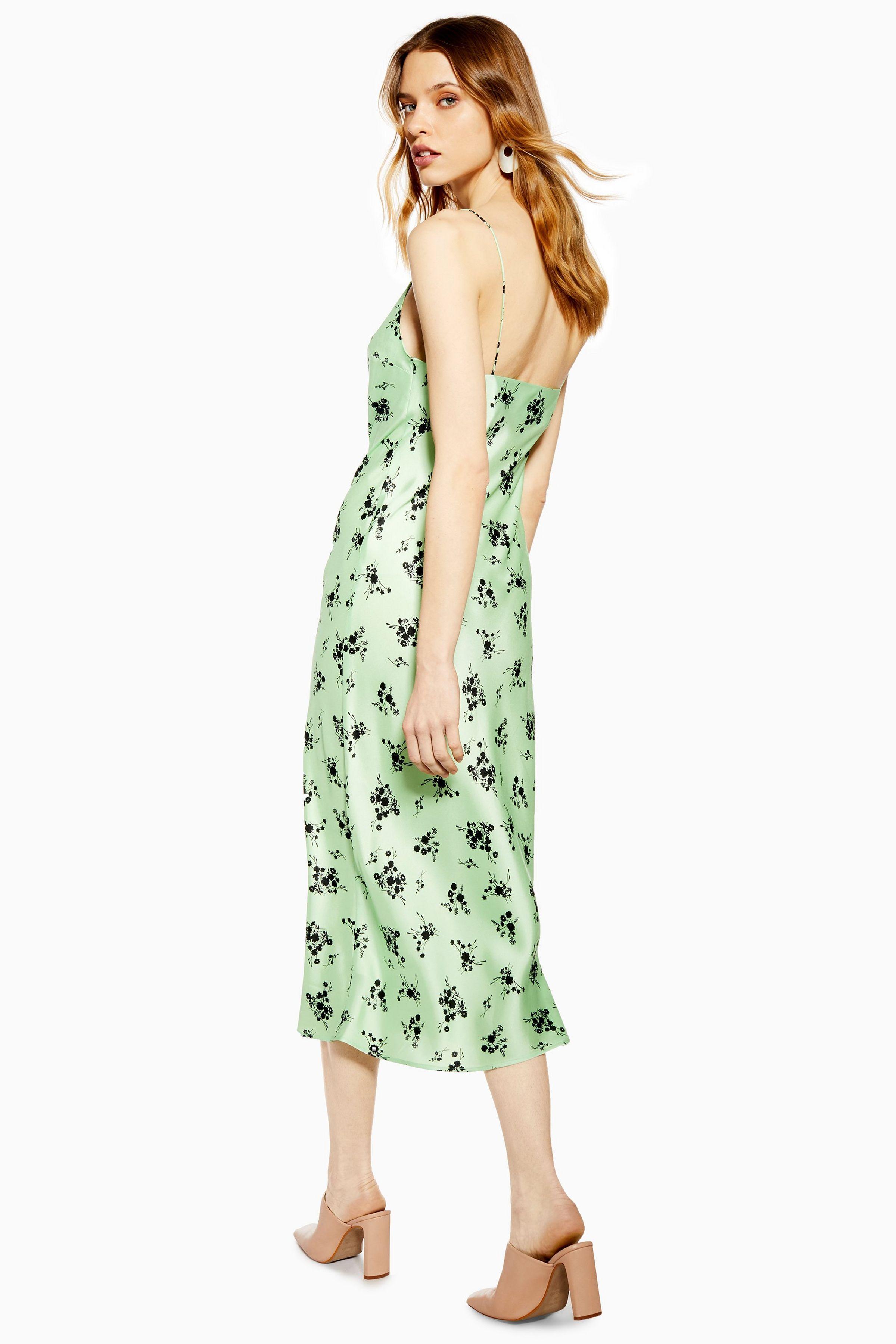 baf40c6958d9 Apple Satin Bias Slip Dress in 2019 | My Prints 2019 | Dresses ...
