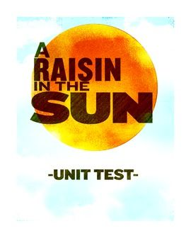 A raisin in the sun unit test literary technique multiple a raisin in the sun unit test fandeluxe Images