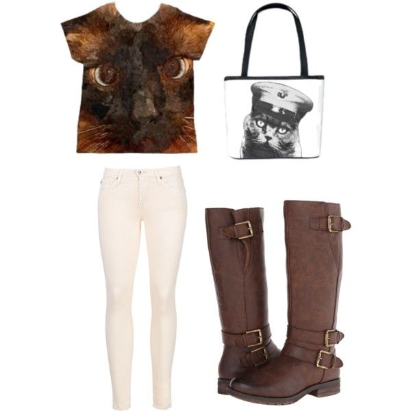 A fashion look from January 2015 featuring AG Adriano Goldschmied leggings and Naturalizer boots. Browse and shop related looks.