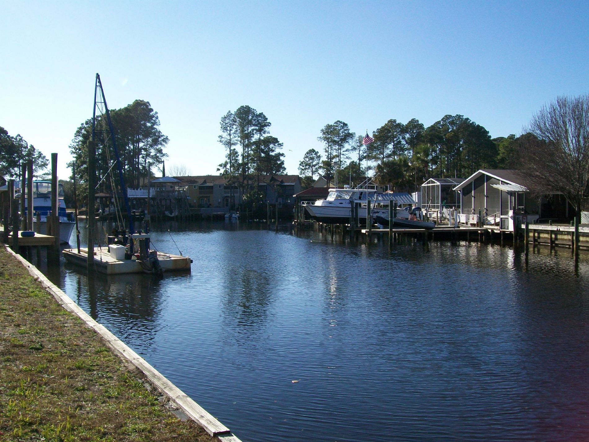 Level Cleared Waterfront Lot 45 Feet On The Canal This Lot Is Inside A Gated Restricted Subdivisio With Images Panama City Beach Fl Panama City Panama Panama City Beach