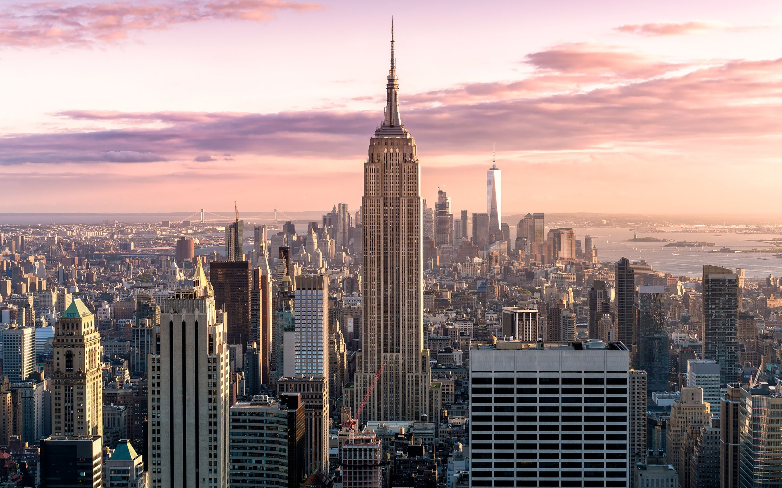 Usa Manhattan Skyscrapers Top View Buildings New York City In 2021 New York City Pictures Top View Building Skyline