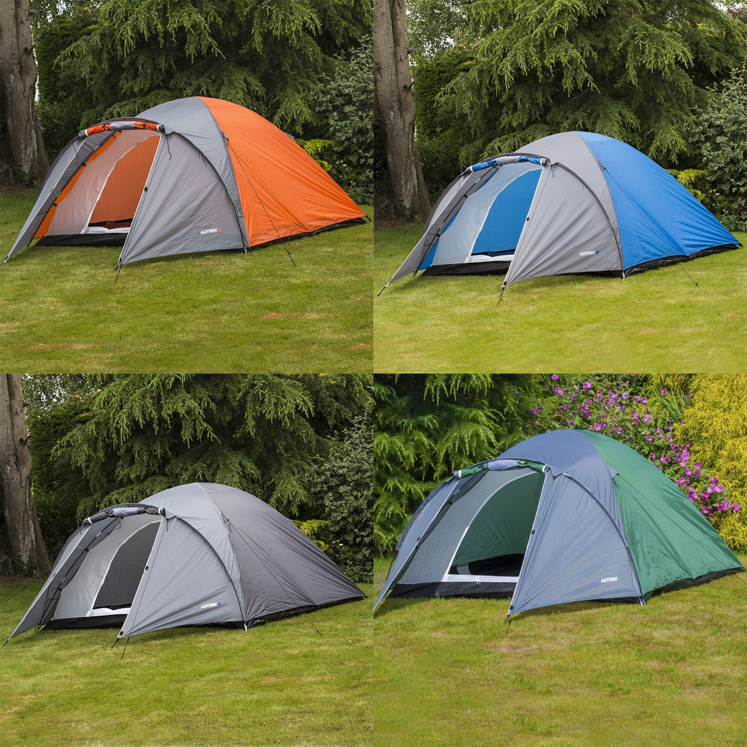 Adtrek 4 Person Tent | Tents u0026 Awnings | Outdoor Value & Adtrek 4 Person Tent | Tents u0026 Awnings | Outdoor Value | boomtown ...