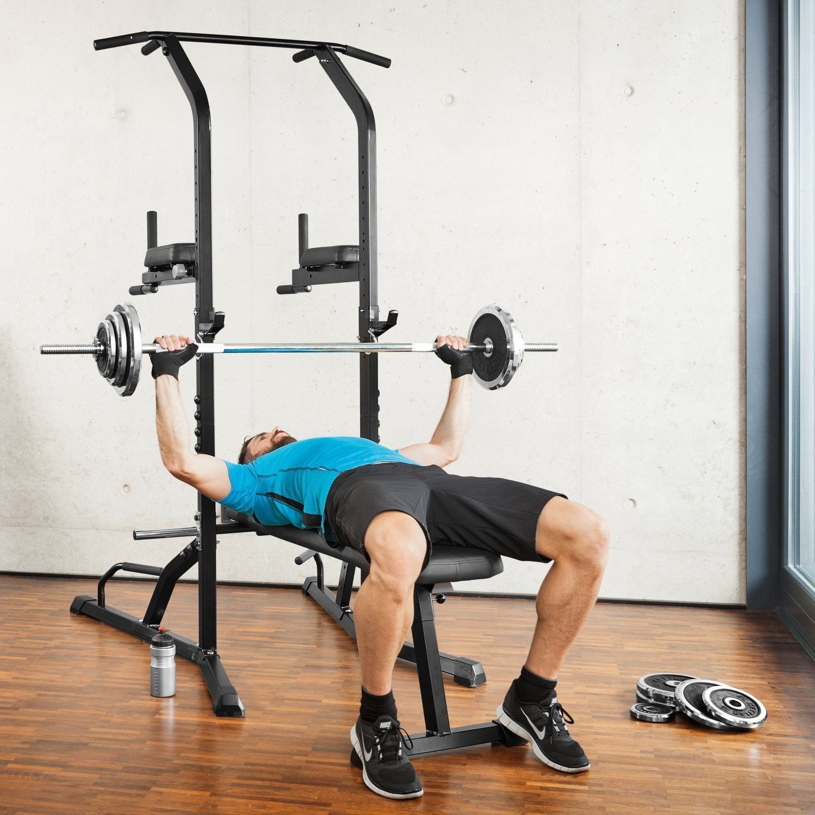 powerrack bench commercial catalog squat product load view white s wht power id rack cage working light category press