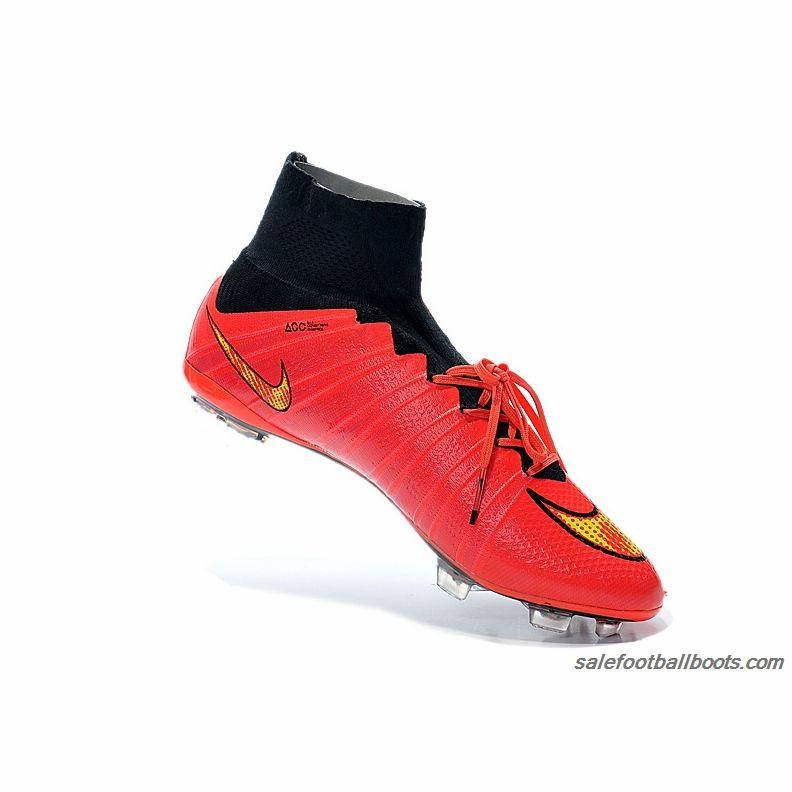 paras arvo tulokas ilmainen toimitus Nike Mercurial Superfly FG Red Yellow Black $108.99   New ...