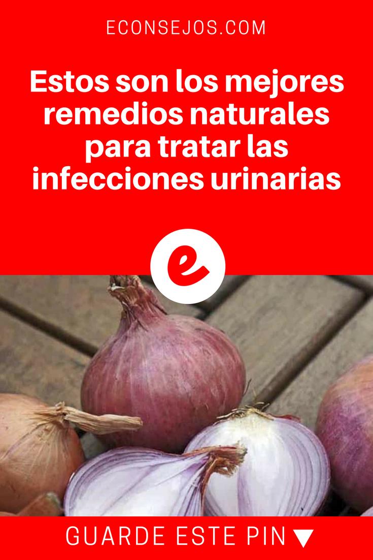 medicina natural para curar infeccion en la orina