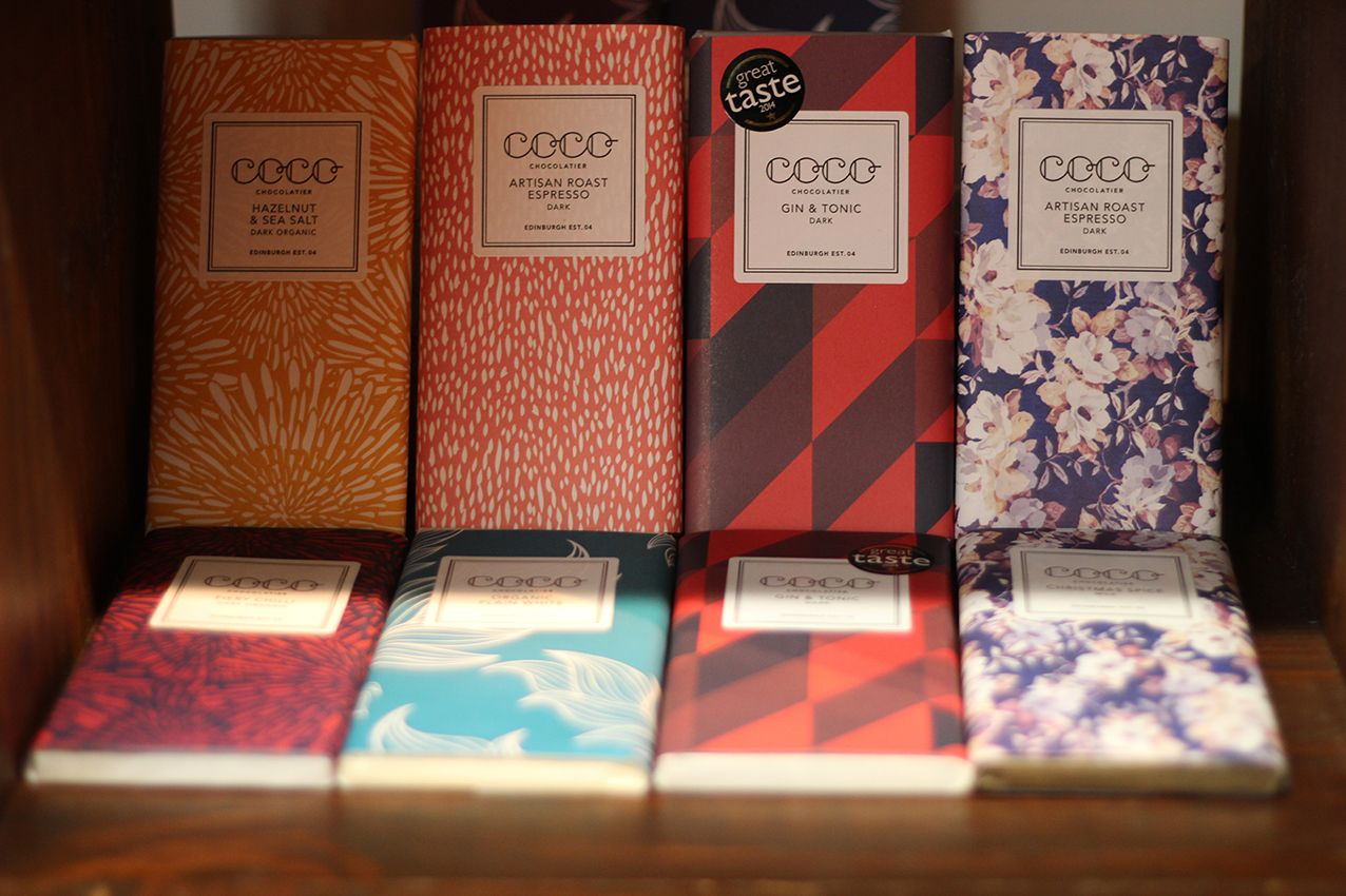 New Coco Designs Look Almost Like Book Covers Beautiful Chocolate