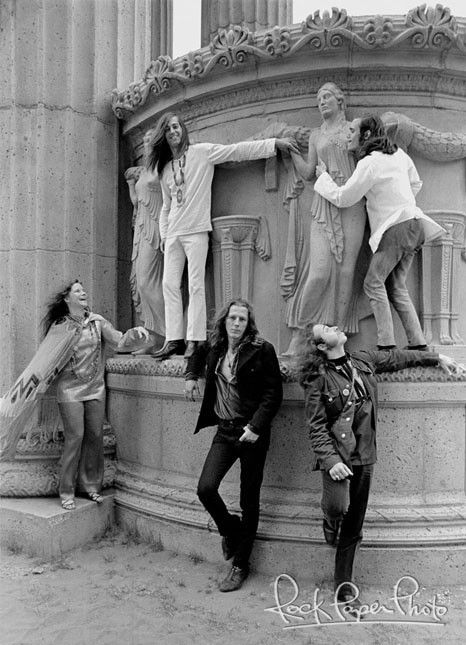 55854c52dac Big Brother and the Holding Company Dave Getz James Gurley Janis Joplin  Peter Albin Sam Andrew San Francisco