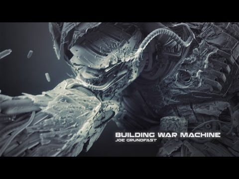 An overview on the development of my War Machine project, from rigging to Zsculpt to render. https://www.linkedin.com/pub/joe-grundfast/9/939/2b8 https://www...