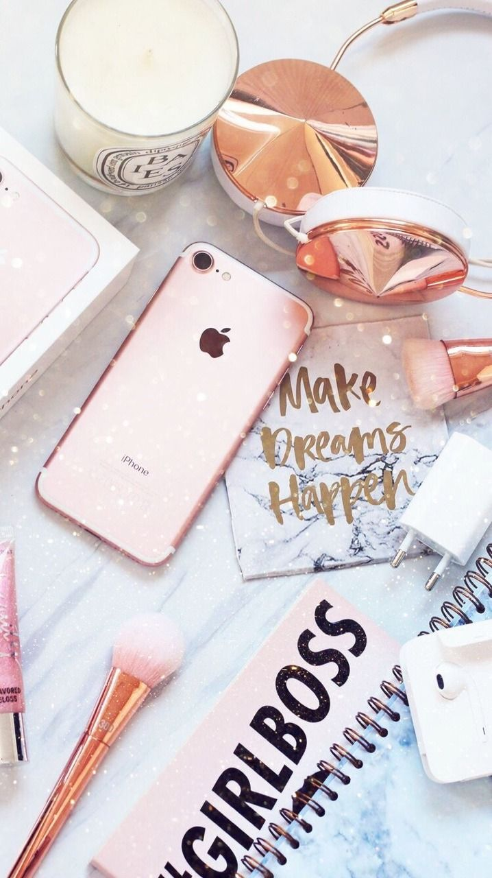 Pin By Nur Afikah On Ning Iphone 7 Rose Gold Iphone Rose Gold Aesthetic