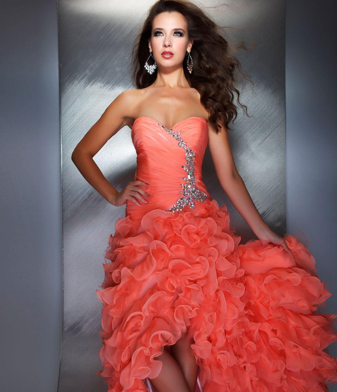 Unique Vintage | Prom pageant dress, Prom dresses, High ...