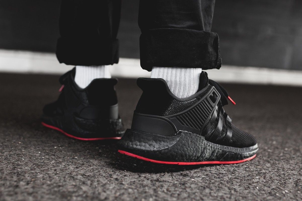 adidas eqt boost red carpet