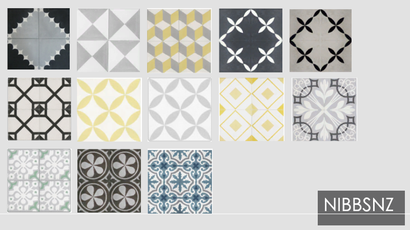 New Concrete Tiles Base Game Compatible Floors Sims 4 Cc Maxis Match Sims 4 Cc Furniture Sims Sims 4