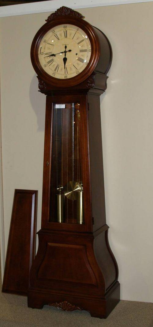 Love The Shape Of This Howard Miller Grandfather Clock Clock Grandmother Clock