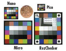 Matte, Pico ColorChecker | Photography | Color, Color test
