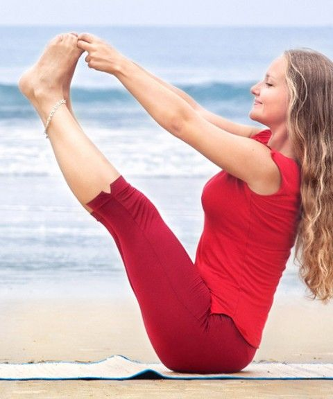 4 Yoga Poses To Support Healthy Digestion And Detox | Yoga ...