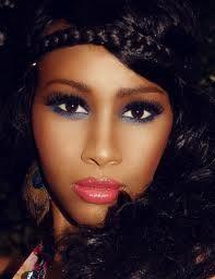 Make Up For Dark Skin Google Search African American Makeup