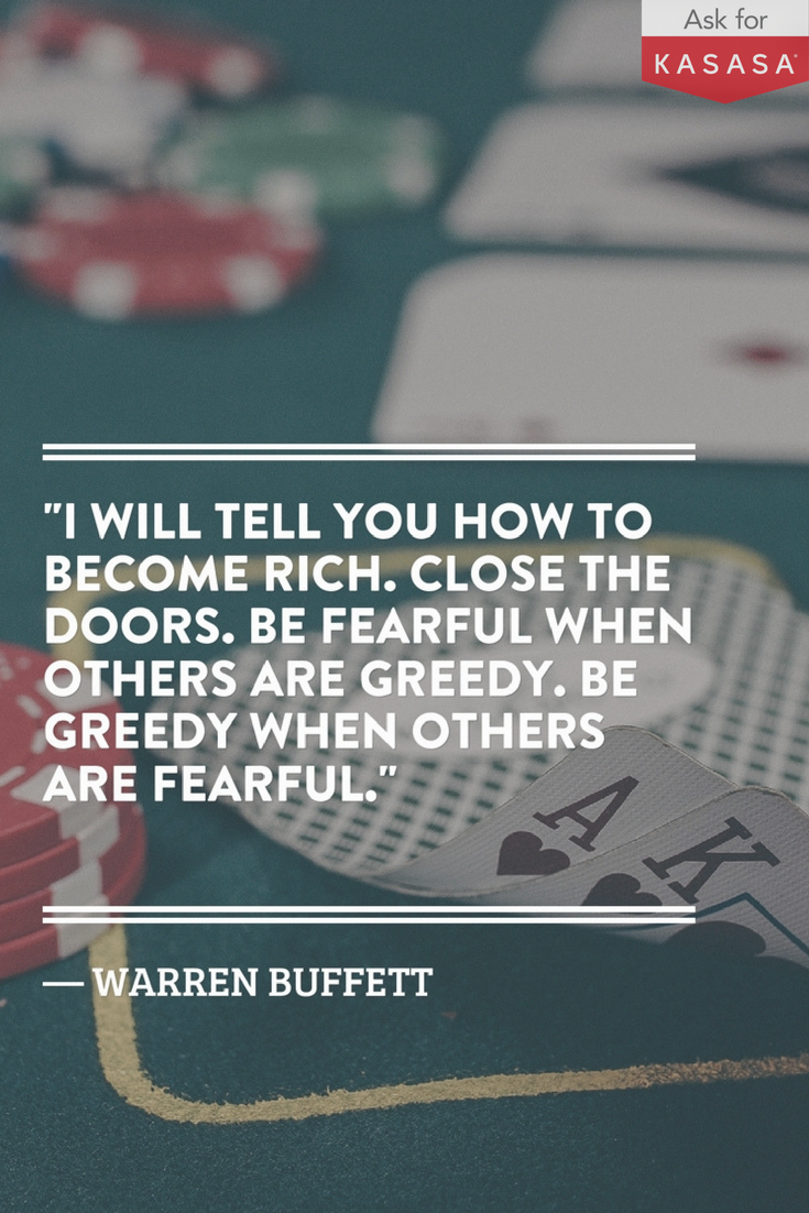 Warren Buffett shares his success secrets. Use these quick tips to ...