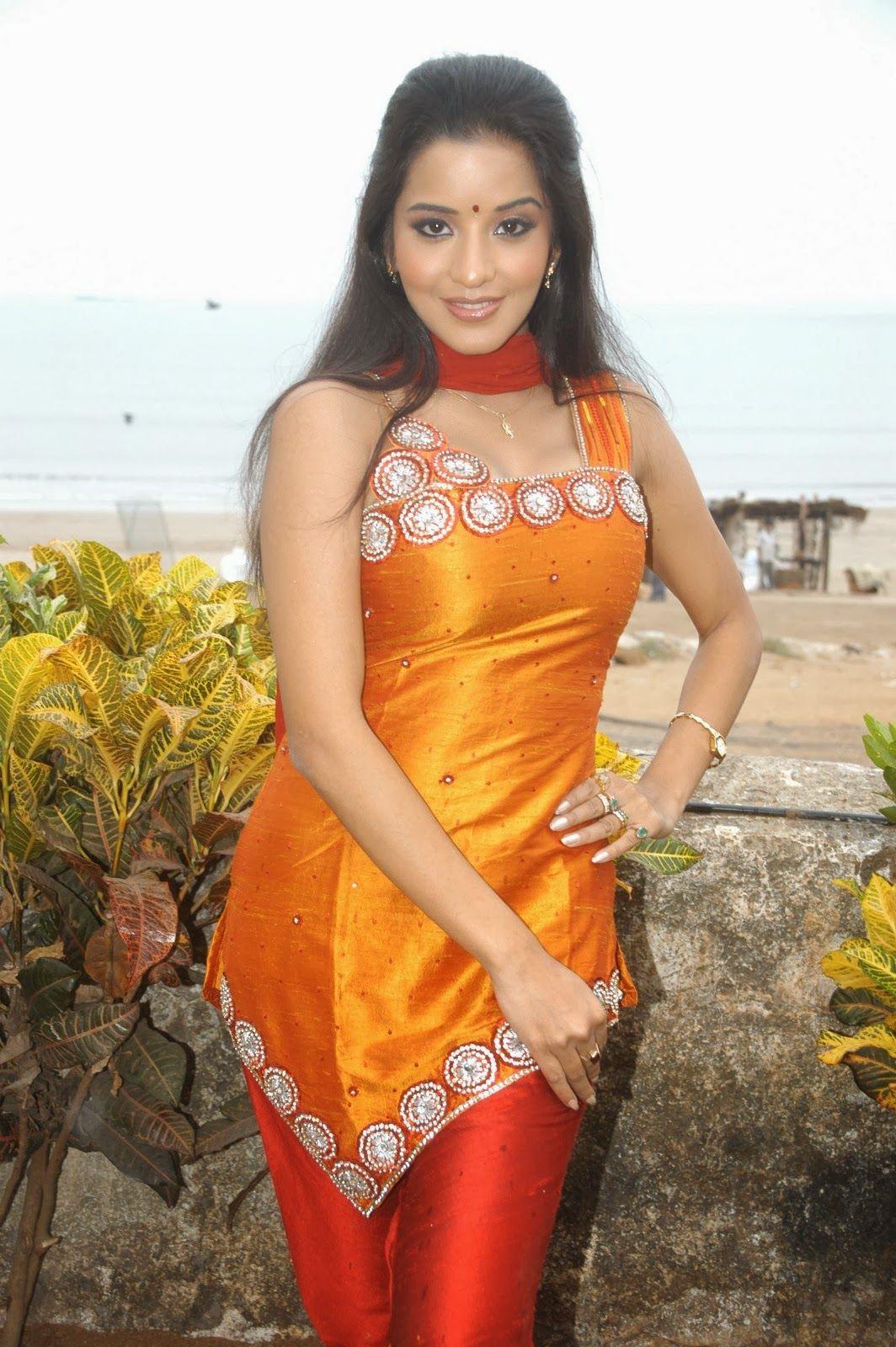 Bhojpuri Actress Monalisa Photos  Aa In 2019  Bhojpuri -3054