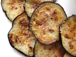 Sicilian Fried Eggplant Recipe - With only 3 ingredients this is an easy, quick to prepare eggplant recipe. The end result is a mouthwatering delight.