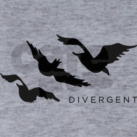 Tris divergent tattoo template images for Divergent tris bird tattoo