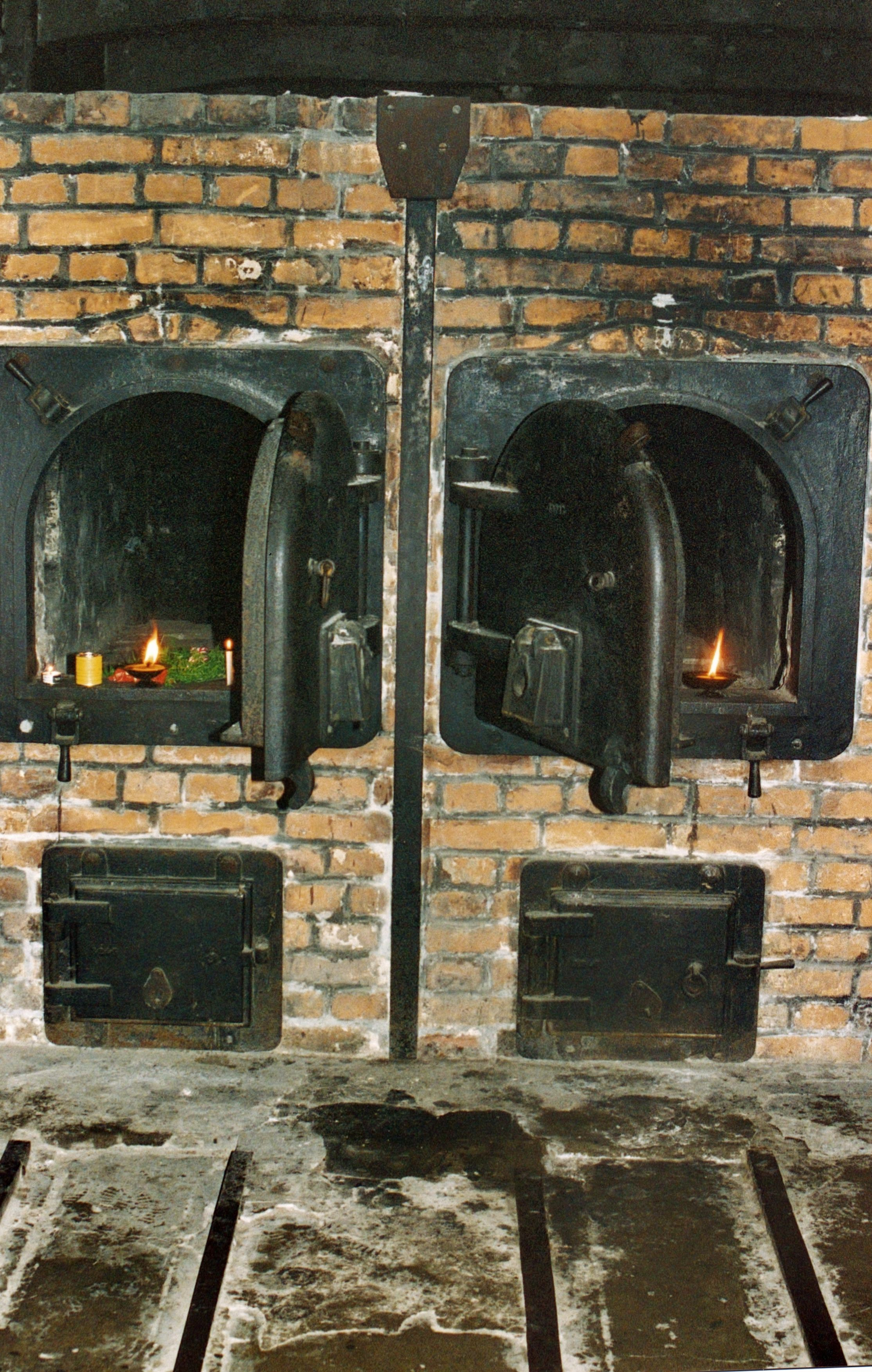 Poles have you forgotten who turned off your stoves in Auschwitz