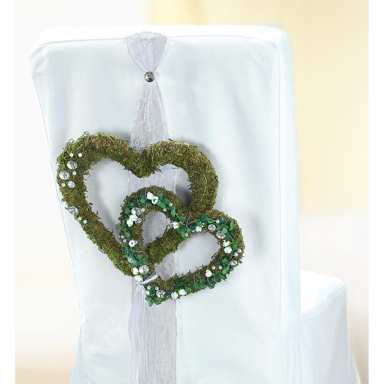 Tischschmuck für Hochzeit basteln Hochzeit